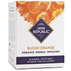 Blood Orange Herbal Infusion Tea
