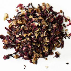 Blood Orange Organic Herbal Infusion Tea - Loose Leaf