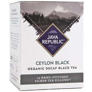 Ceylon Black Organic Decaf Black Tea