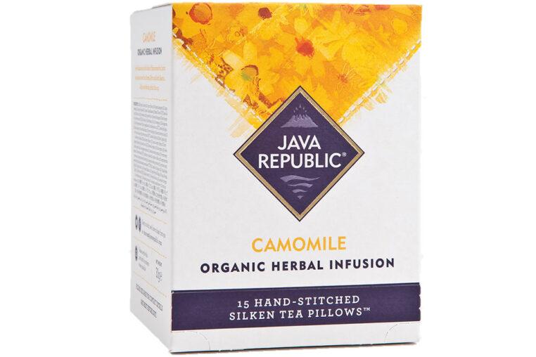 Camomile Organic Herbal Infusion Tea
