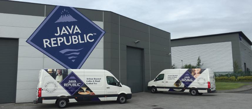 Java Republic Vans