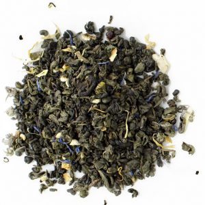 Gunpowder and Mango Organic Green Tea - Loose Leaf