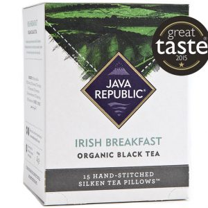 Irish Breakfast Organic Black Tea