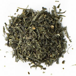 Lemon Organic Green Tea Loose Leaf
