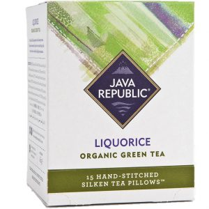Liquorice Organic Green Tea