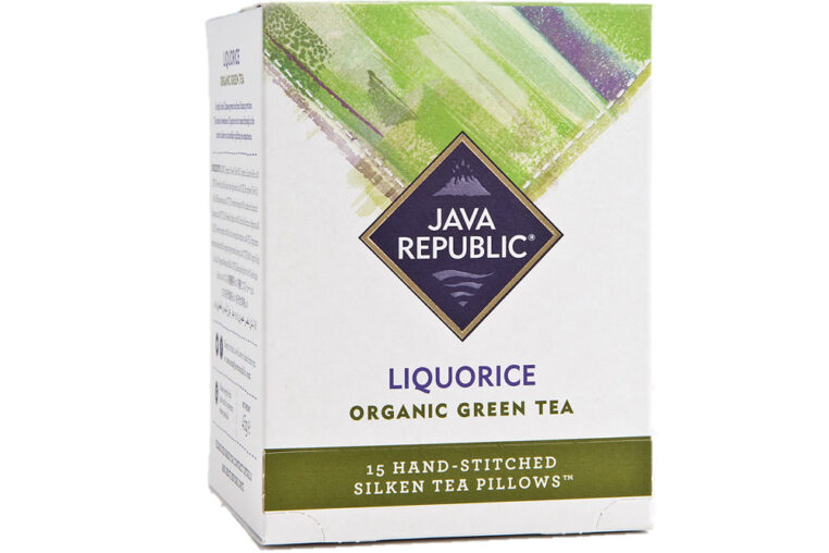 Liquorice Organic Green Tea
