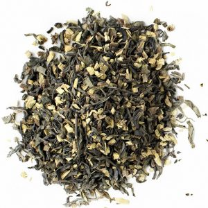 Liquorice Organic Green Tea - Loose Leaf