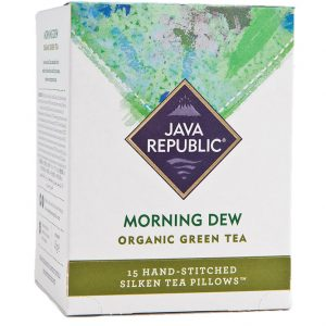 Morning Dew Organic Green Tea
