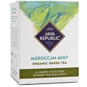 Moroccan Mint Organic Green Tea