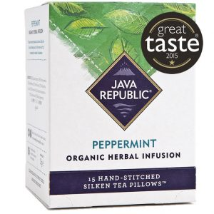 Peppermint Organic Herbal Infusion Tea