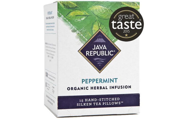 Peppermint Organic Herbal Infusion Tea