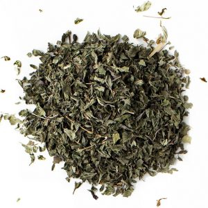 Peppermint Organic Herbal Infusion Tea - Loose Leaf