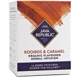 Rooibus Caramel Organic Herbal Tea