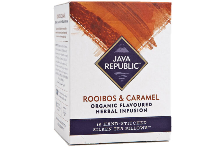 Rooibus Caramel Organic Herbal Tea