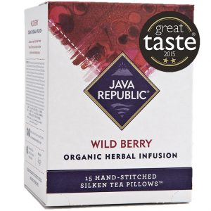 Wild Berry Organic Herbal Infusion Tea