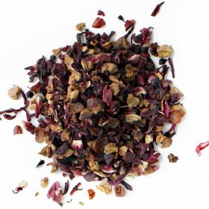Wild Berry Organic Herbal Infusion Tea - Loose Leaf