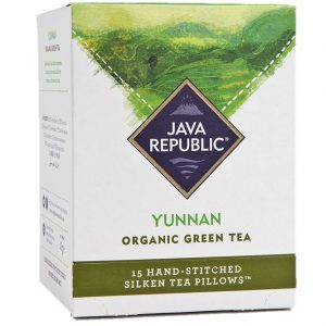 Yunnan Organic Green Tea