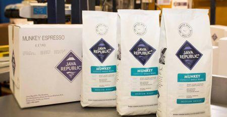 Munkey Coffee Espresso Beans
