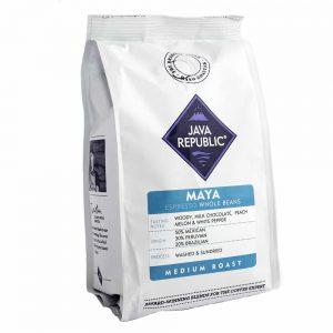 Maya Coffee Espresso Whole Bean Coffee