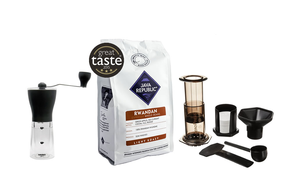 Home Barista Kit Ireland