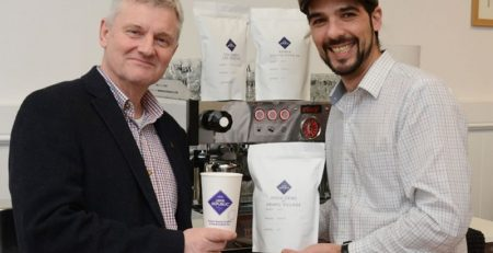 Vini Arruda Coffee Development Manager Java Republic David Veal SCAE Director