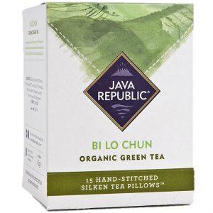 Bi Lo Chun Organic Green Tea