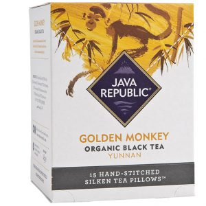 Golden Monkey Organic Black Tea Yunnan