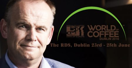 World of Coffee at the RDS in Dublin 2016