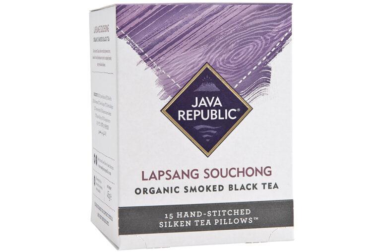 Lapsang Souchong Organic Smoked Black Tea