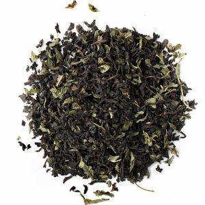 The Minted Earl Black Tea Leaves