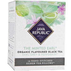 The Minted Earl Organic Black Tea