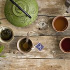 Why Drink Green Tea?
