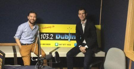 Tom Noonan Dublin City FM