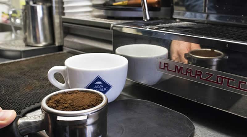 Barista Coffee Training