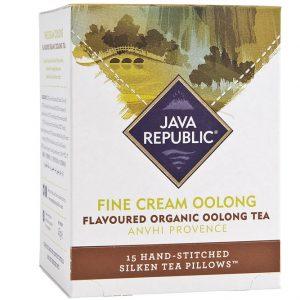 Fine Cream Oolong Flavoured Organic Oolong Tea