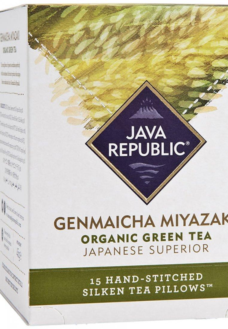 Genmaicha Miyazaki Organic Green Tea