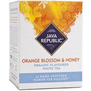 Orange Blossom and Honey Organic White Tea