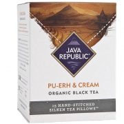 Pu-erh and Cream Organic Black Tea