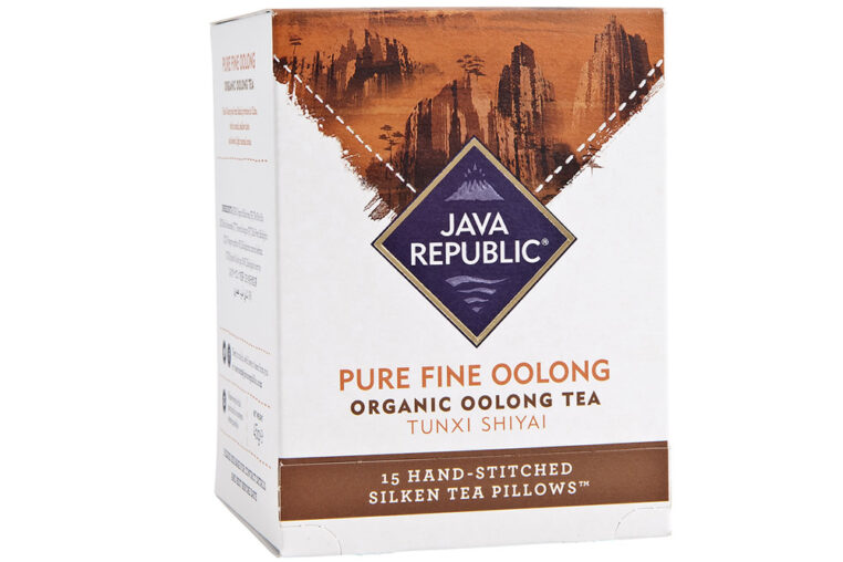 Pure Fine Oolong Organic Oolong Tea