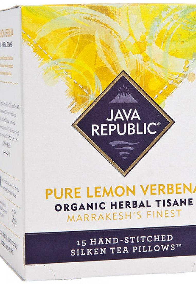 Pure Lemon Verbena Organic Herbal Tea