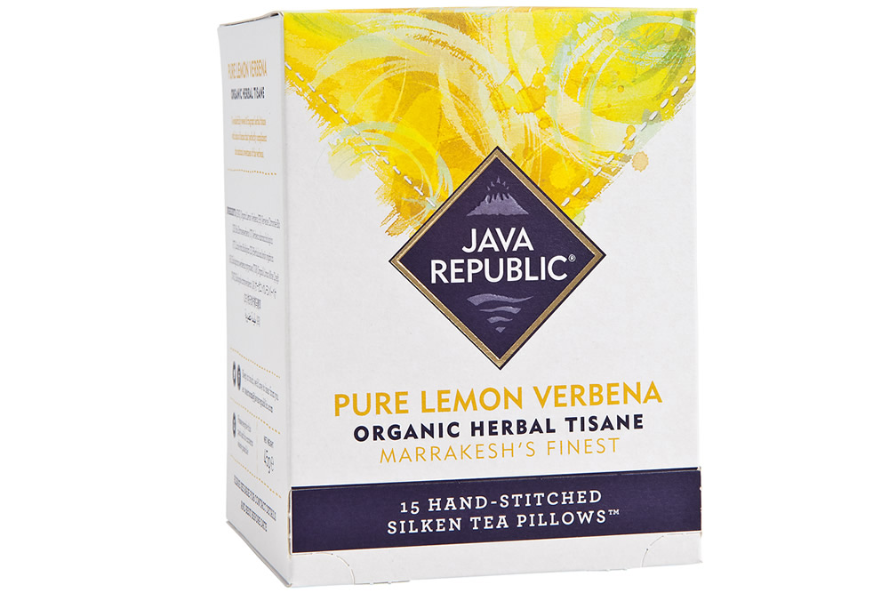 Pure Lemon Verbena Organic Herbal Tea