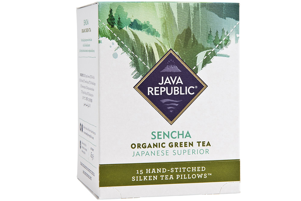 Sencha Organic Green Tea