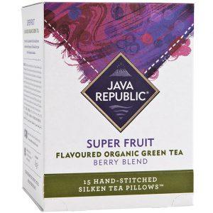 Super Fruit Organic Green Tea