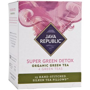 Super Green Detox Tea