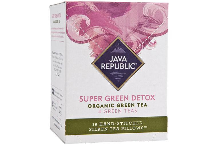 Super Green Detox Tea
