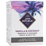 Vanilla and Coconut Organic-Flavoured Decaf Black Tea