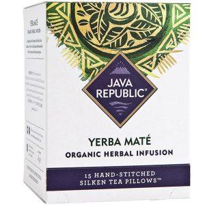 Yerba Mate Organic Herbal Infusion Tea