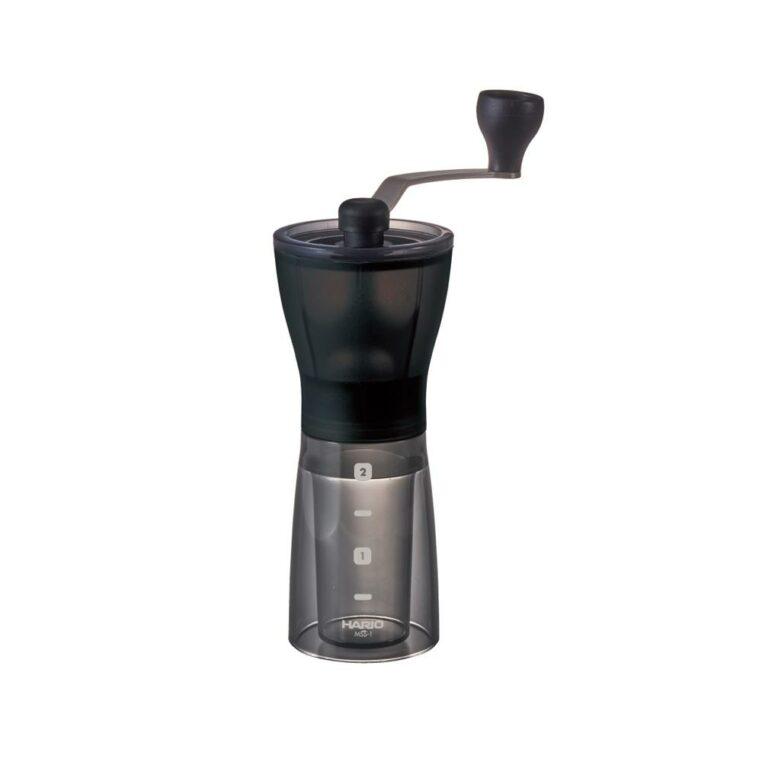 HARIO CERAMIC COFFEE_MINI-SLIM_PLUS_GRINDER